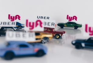 Lyft and Uber